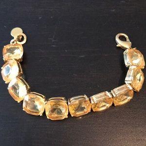 C. Wonder yellow gemstone bracelet